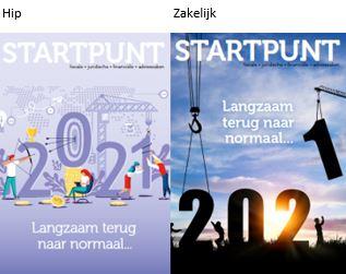 Startpunt 2021 voorkant