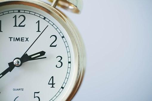 Vanaf 1 juli weer uren bijhouden